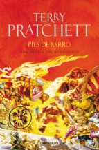pies de barro (mundodisco 19 / la guardia de la ciudad 3) terry pratchett 9788483466230