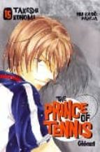 the prince of tennis 15 9788483573730