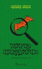 vampiro interrumpido-lynsay sands-9788483653630