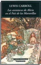 las aventuras de alicia en el pais de las maravillas lewis carroll 9788489163430