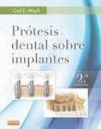 prótesis dental sobre implantes, 2ª ed. c.e. misch 9788490228630