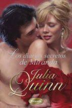 los diarios secretos de miranda julia quinn 9788492916030