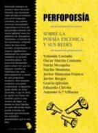 perfopoesia 9788493888930