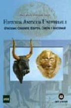 historia antigua universal i-ana maria vazquez hoys-9788496808430