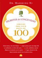 secretos de longevidad: consejos para vivir hasta los 100-maoshing ni-9788497542630