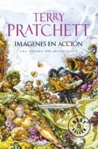 imagenes en accion (mundodisco 10 / los magos 2) terry pratchett 9788497597630