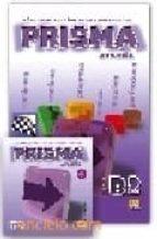 prisma avanza b2 libro del alumno (incluye cd) 9788498480030