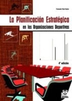 planificación estratégica en las organizaciones deportivas (ebook)-fernando paris roche-9788499102030