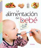 alimentacion del bebe de 0 a 24 meses-yolanda ruiz ruiz-9788499282930
