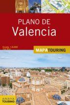 plano de valencia 2017 (mapa touring) 2ª ed. 9788499359830