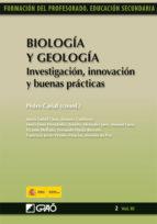 biología y geología. investigación, innovación y buenas prácticas (ebook)-maria isabel cano-9788499803067