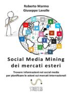 social media mining dei mercati esteri (ebook) 9788826092430
