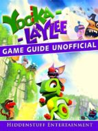 yooka laylee game guide unofficial (ebook)-hiddenstuff entertainment-9788826400730