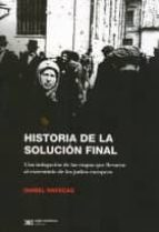 historia de la solucion final daniel rafecas 9789876292030