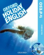 holiday english 1º eso stud pack cat 3ª ed catala-9780194014540