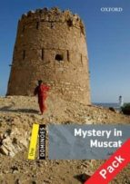 dominoes 1 mystery in muscat pack ed11 9780194249140