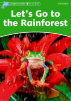 let´s go to the rainforest (dolphin readers 3)-9780194400640