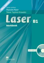 laser b1 workbook without key with audio cd 3º ed 9780230433540