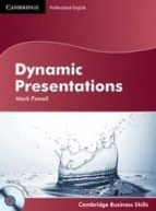 dynamic presentations. student s book with cds (2) mark powell 9780521150040