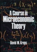 a course in microeconomic theory-david m. kreps-9780691042640