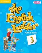the english ladder 3 pupil s book-9781107400740