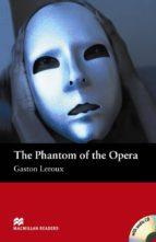macmillan readers beginner: phantom of the opera pack gaston leroux 9781405076340