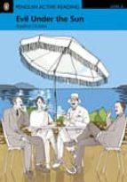 evil under the sun book/cd rom for pack: level 4 (penguin readers ) agatha christie 9781408232040