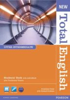 new total english upper-intermediate students  book with active b ook-9781408267240