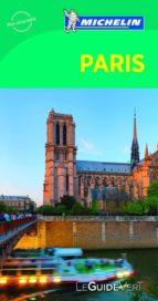 le guide vert paris-9782067207240