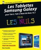 les tablettes samsung galaxy pour les nuls (ebook)-dan gookin-9782754059640
