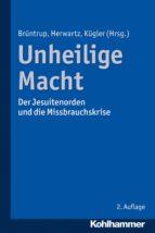 unheilige macht (ebook)-9783170234840