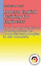 MODERN ENGLISH TRAINING FOR ENGINEERS
