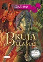 princesas del reino de la fantasia 8: bruja de las llamas tea stilton 9788408125440