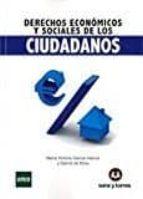 derechos económicos y sociales de los ciudadanos-9788415550440