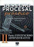 derecho procesal práctico, ii alfredo alcañiz rodriguez 9788415560340