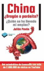 china dragon o parasito julian pavon 9788415577140