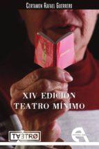 xiv edición teatro mínimo 9788415906940