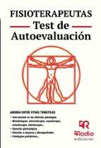 fisioterapeutas. test de autoevaluación-9788416506040