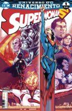 El libro de Superwoman nº 01 (renacimiento) autor PHIL JIMENEZ DOC!