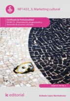 marketing cultural. sscb0110 (ebook) estibaliz lopez mariñelarena 9788417086640