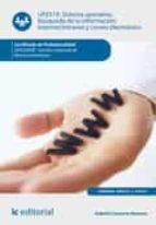 sistema operativo, búsqueda de información: internet/intranet y correo electrónico. adgd0208 (ebook) 9788417224240