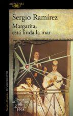 margarita, está linda la mar (premio alfaguara de novela 1998) (ebook)-sergio ramirez-9788420412740