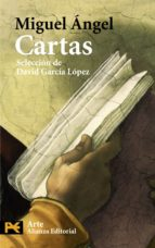 cartas ( seleccion de david garcia lopez) miguel angel buonarroti 9788420662640