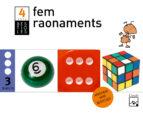 El libro de Fem raonaments 4 anys 3 trimestre bestioles 2012 autor VV.AA. TXT!