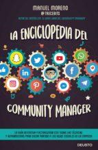 la enciclopedia del community manager manuel moreno molina 9788423429240