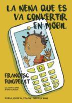 la nena que es va convertir en mòbil francesc puigpelat 9788424657840