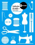 confeccion de moda (vol. 1): tecnicas basicas connie amaden crawford 9788425227240