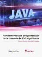 fundamentos de programacion java con mas de 100 algoritmos-ricardo walter marcelo villalobos-9788426723840