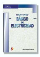 prontuario basico de electricidad jose roldan 9788428328340