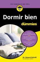 dormir bien para dummies (ebook)-eduard estivill-eduard dr. estivil-9788432900440